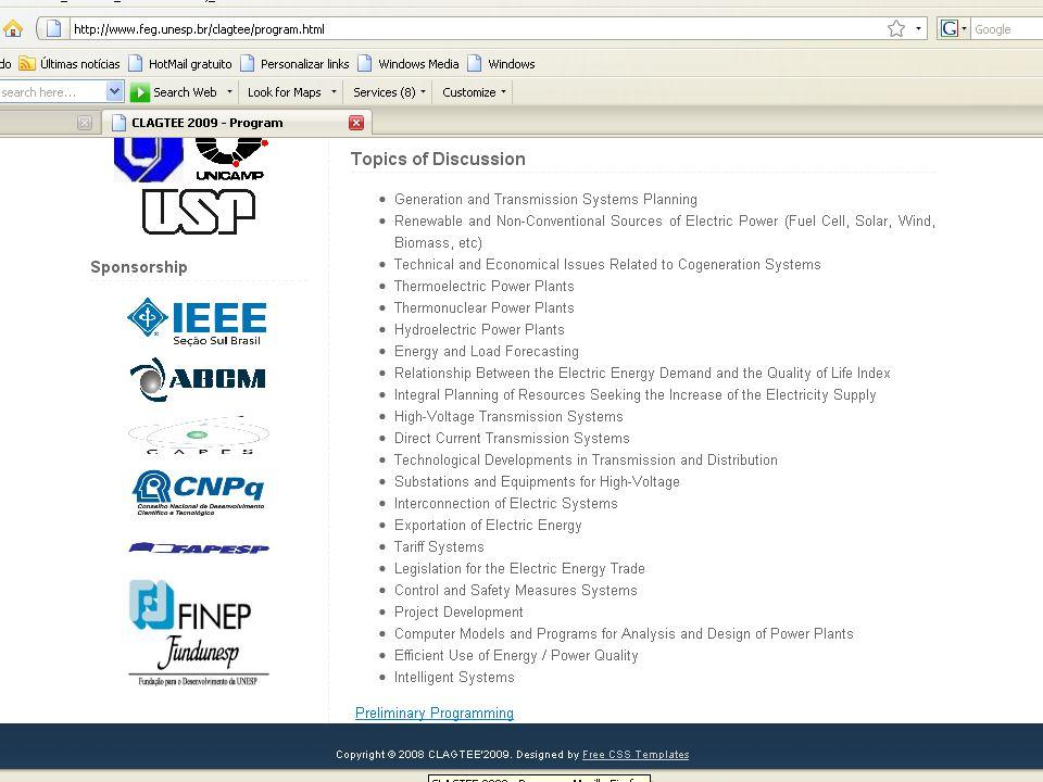 Otimização de Sistemas Energéticos: Conservação e Geração Resultados do analise econômica do sistema Gaseificador- Cogerador