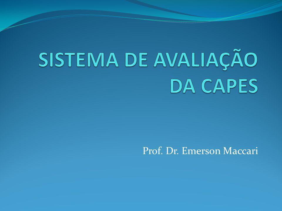 Prof. Dr. Emerson Maccari