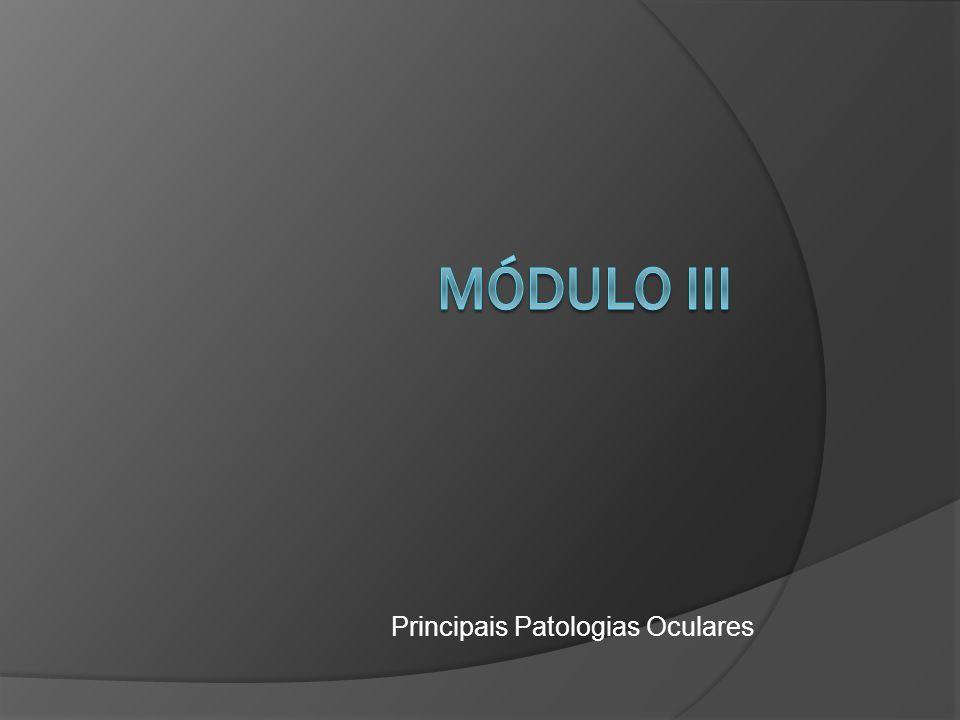 Principais Patologias Oculares
