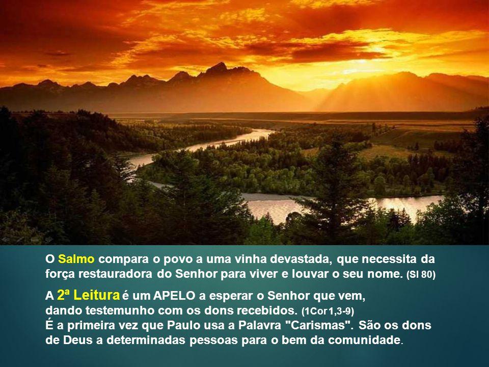 Termina com a imagem do OLEIRO: Deus é o oleiro e o Povo é o barro , que o artista modela com amor...