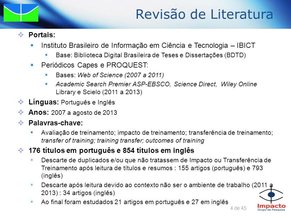 Universidade de Brasília Instituto de Psicologia - IP Departamento de Psicologia Social e do Trabalho - DPST Programa de Pós-Graduação em Psicologia Social, do Trabalho e das Organizações - PG/PSTO danielevitoriam@gmail.com