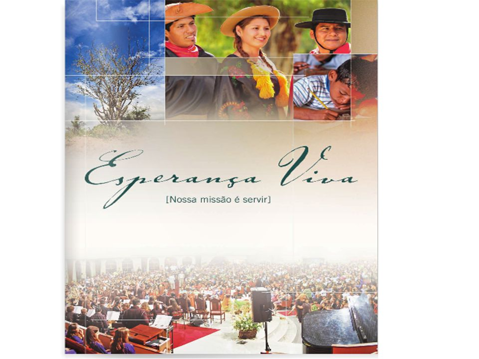 Matéria Revista Adventista Abril