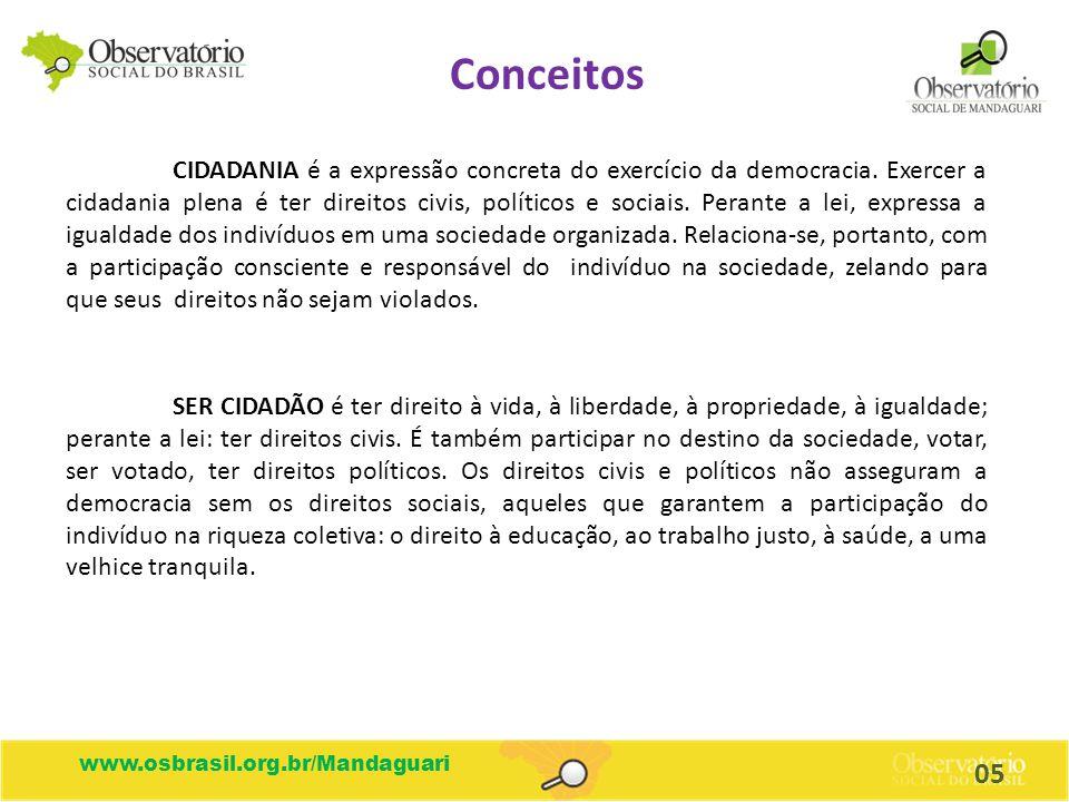 www.osbrasil.org.br/Mandaguari Vídeo: Hino da Cidadania 36
