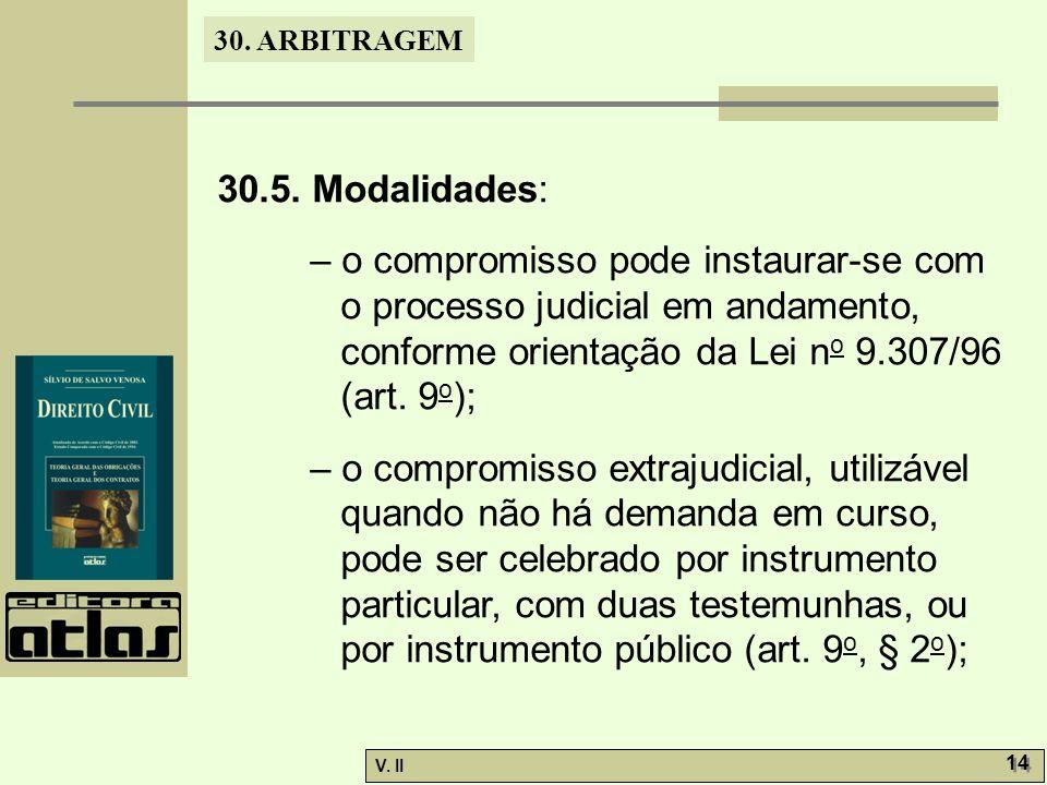 30. ARBITRAGEM V. II 14 30.5.