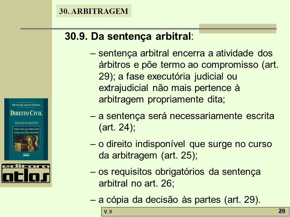 30. ARBITRAGEM V. II 20 30.9.