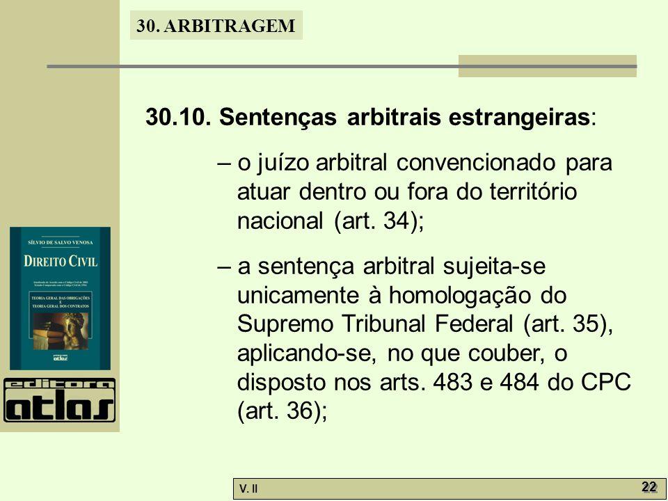 30. ARBITRAGEM V. II 22 30.10.