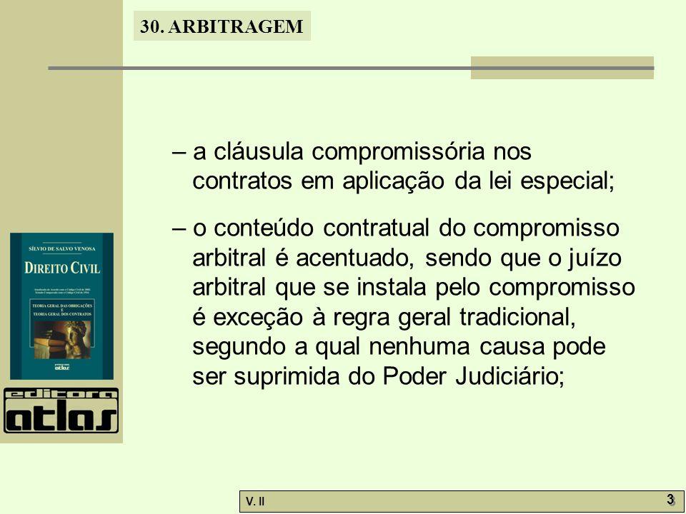 30.ARBITRAGEM V. II 14 30.5.