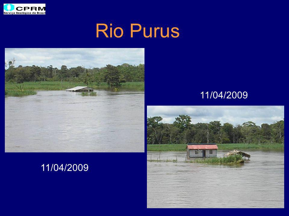Rio Purus 11/04/2009