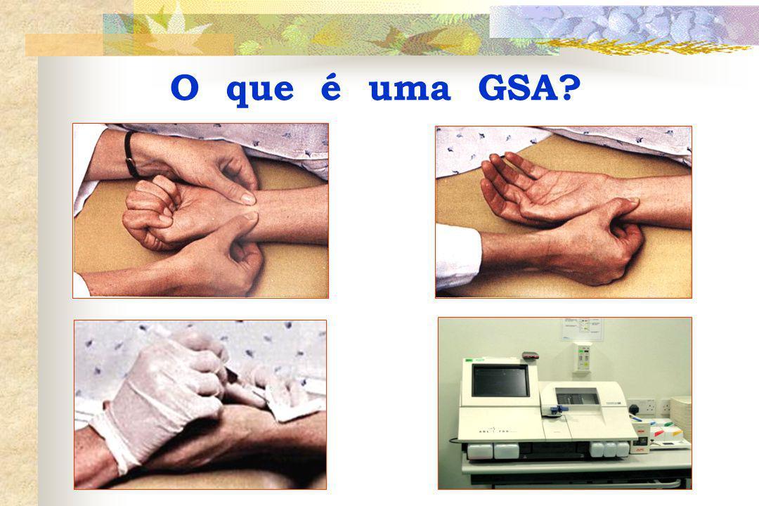 O que é uma GSA?