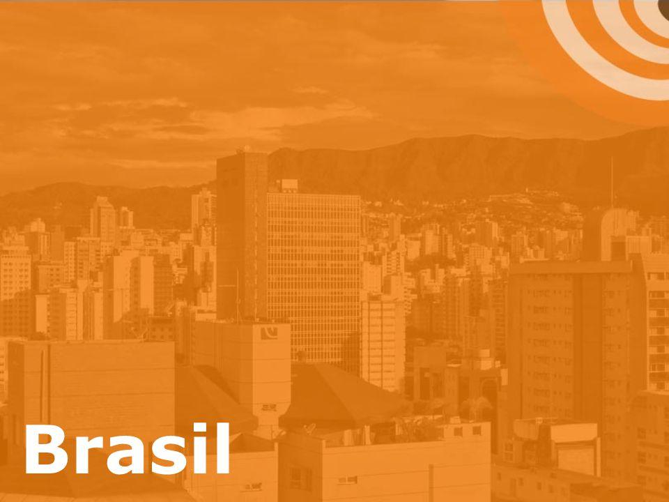 Estrutura organizacional Desde 1.995 BRASIL Célula BH Célula RJCélula ES Célula SP Célula SCCélula BA Célula N...