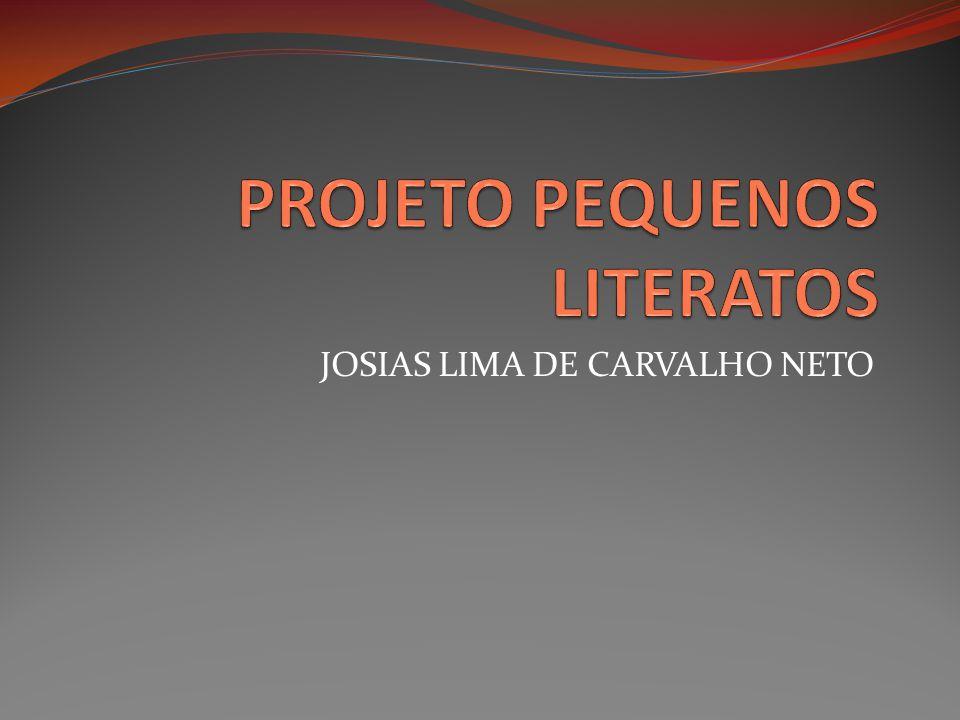JOSIAS LIMA DE CARVALHO NETO