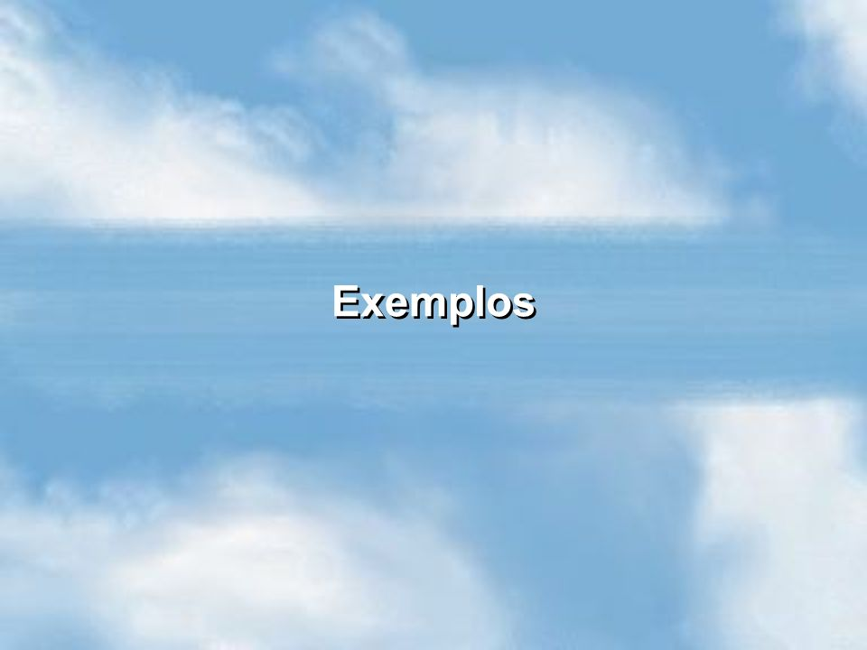 BOSCH Exemplos