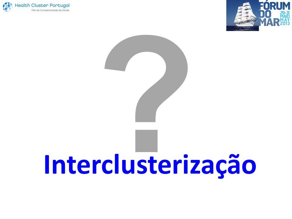 ? Interclusterização
