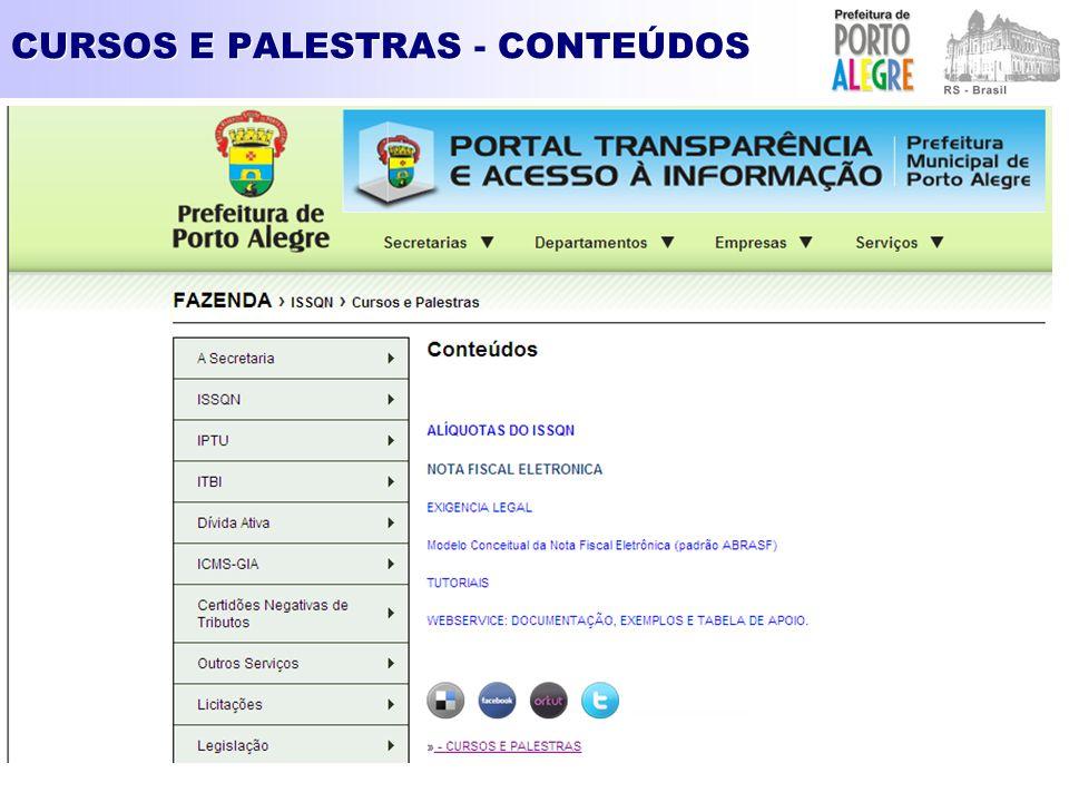 NOTAS FISCAIS ANEXO II NOTA FISCAL DE SERVIÇOS Nº Xª VIA – Data da emissão:......./......./.......
