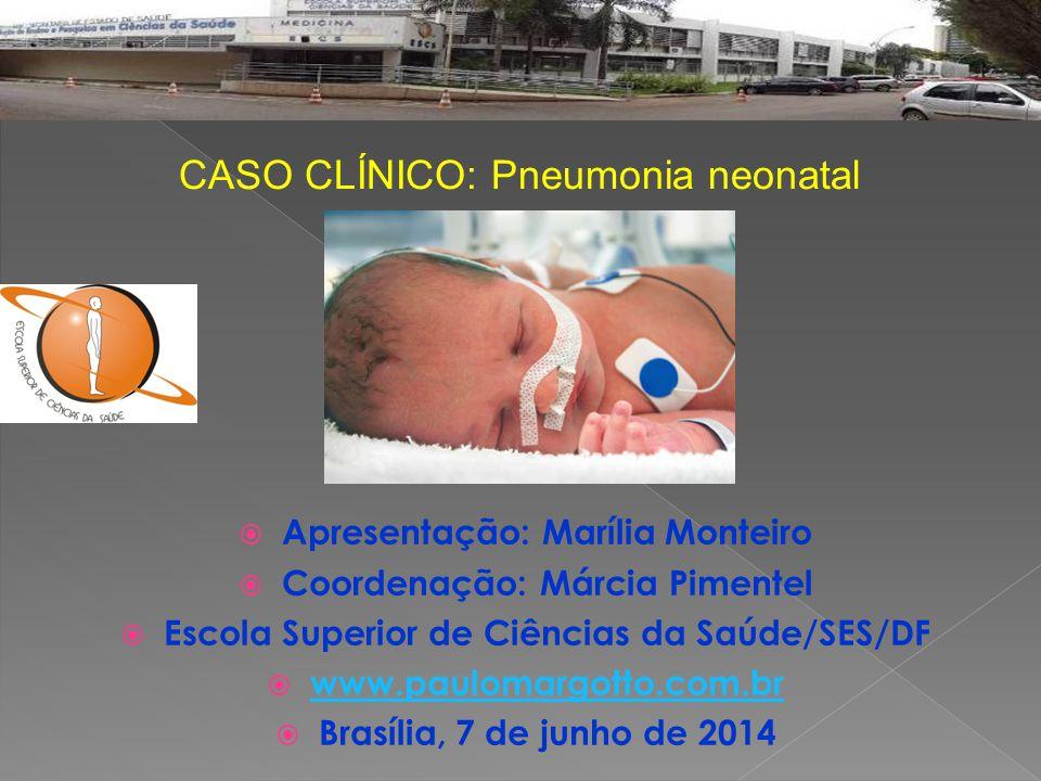  Apresentação: Marília Monteiro  Coordenação: Márcia Pimentel  Escola Superior de Ciências da Saúde/SES/DF  www.paulomargotto.com.br www.paulomarg