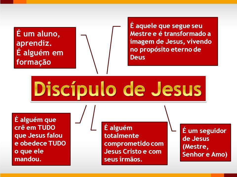 Check list do discípulo 1.Amor supremo por Jesus.