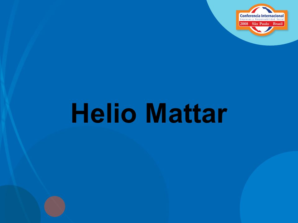 Helio Mattar