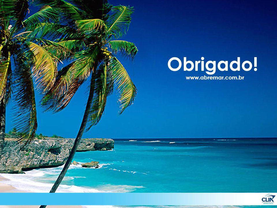 Obrigado! www.abremar.com.br