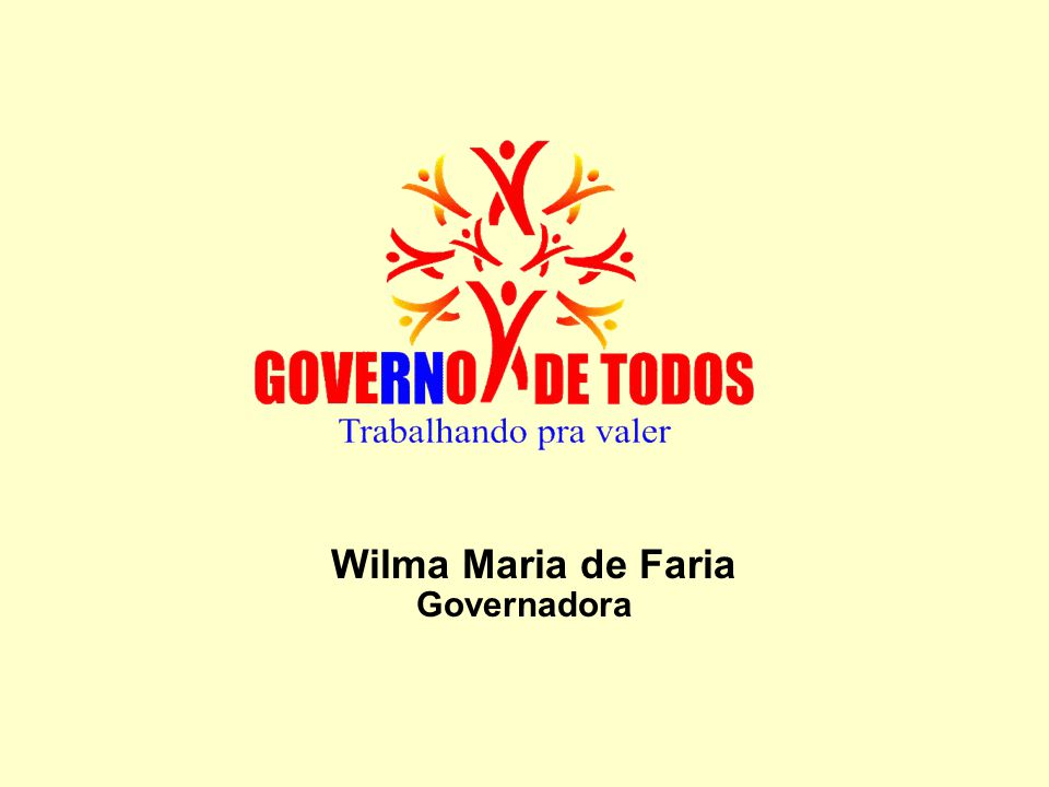 Fernando Antônio Bezerra Secretário - SETHAS