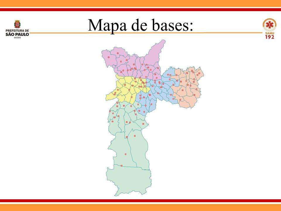 Mapa de bases: