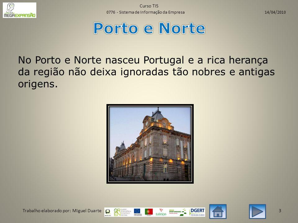 No Porto e Norte nasceu Portugal e a rica herança da região não deixa ignoradas tão nobres e antigas origens.