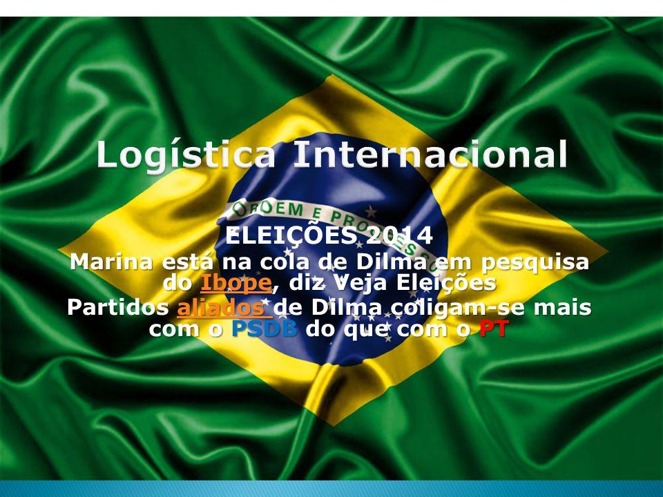 ELEIÇÕES 2014 Marina está na cola de Dilma em pesquisa do Ibope, diz Veja Eleições Ibope Partidos aliados de Dilma coligam-se mais com o PSDB do que com o PT aliados