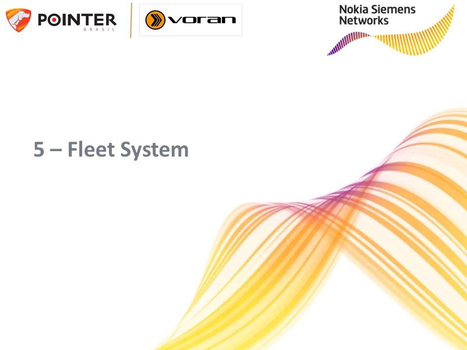 5 – Fleet System