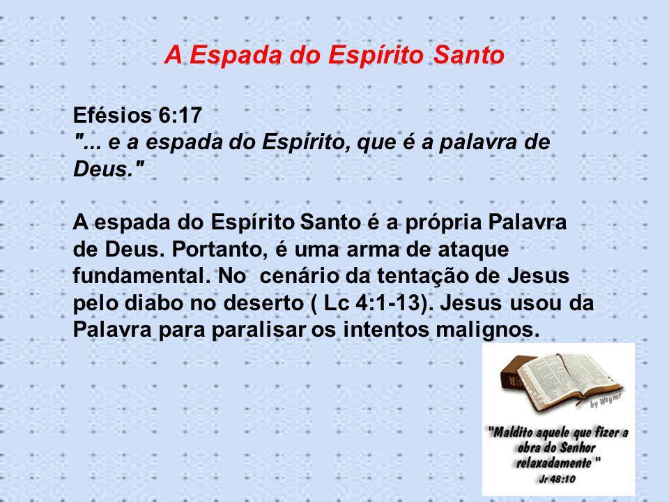 Ou seja, é Jesus Cristo quem traz a salvação ao mundo. O apóstolo Paulo novamente menciona a necessidade de usarmos o capacete da salvação 1Tessalonic