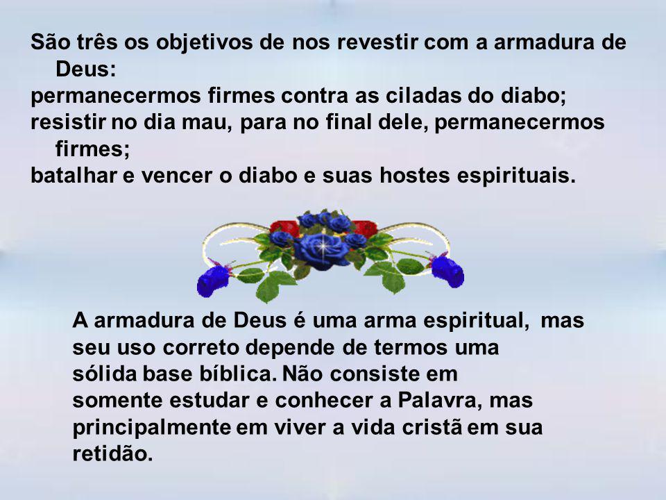 Efésios 6:11-17