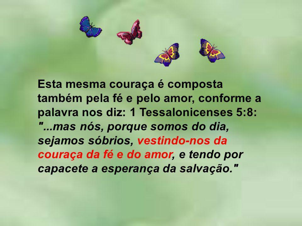 A Couraça da Justiça Efésios 6:14