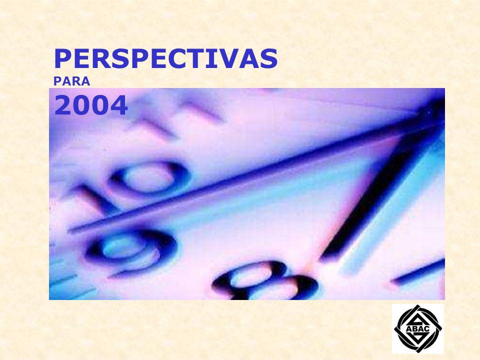 PERSPECTIVAS PARA 2004