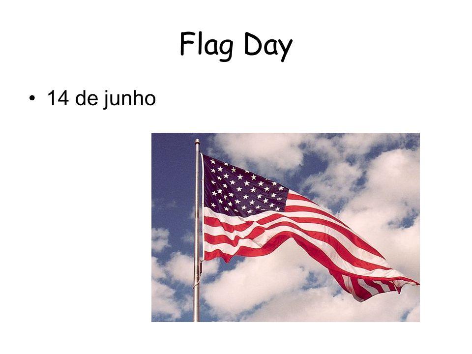 Flag Day 14 de junho