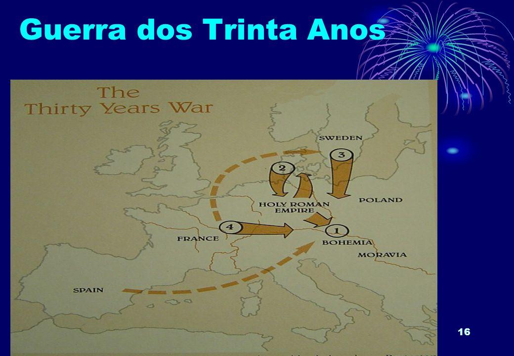 16 Guerra dos Trinta Anos