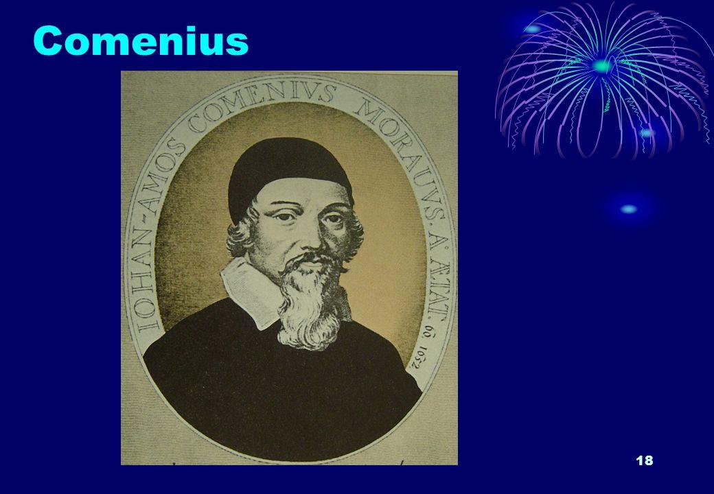 18 Comenius