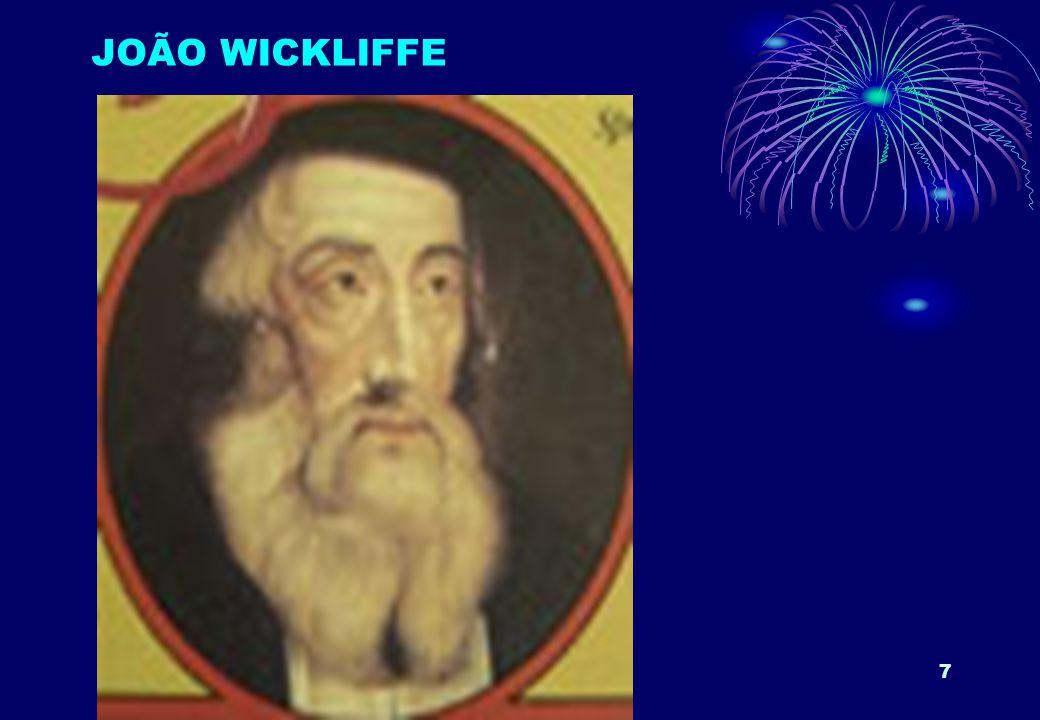 7 JOÃO WICKLIFFE