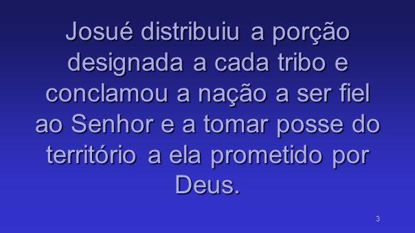 O planejamento de Deus No estilo de vida esboçado pela revelação divina, não havia governo central ou organizações com funções administrativas; a obediência era devida exclusivamente a Deus.