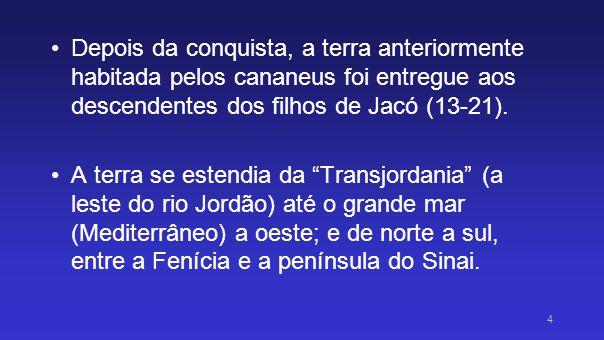 O planejamento de Deus O tribunal local resolvia questões junto com os anciãos; uma segunda instância havia no santuário central em Siló.