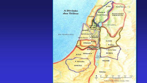 Destaques em Josué 20-22 As seis cidades de refúgio são designadas e os levitas escolhem as suas cidades.