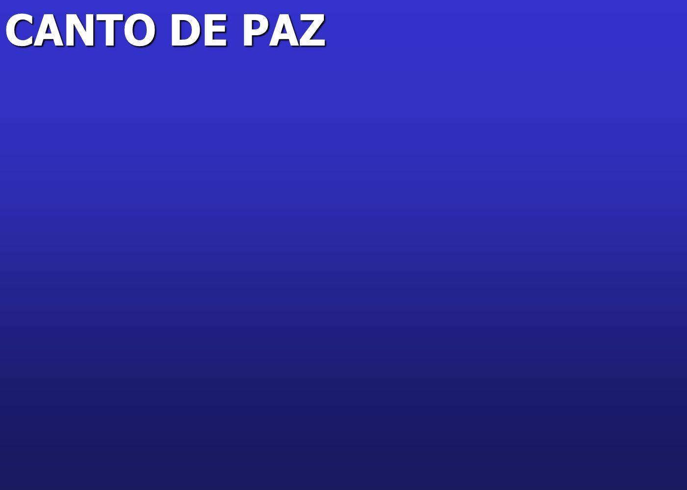 CANTO DE PAZ