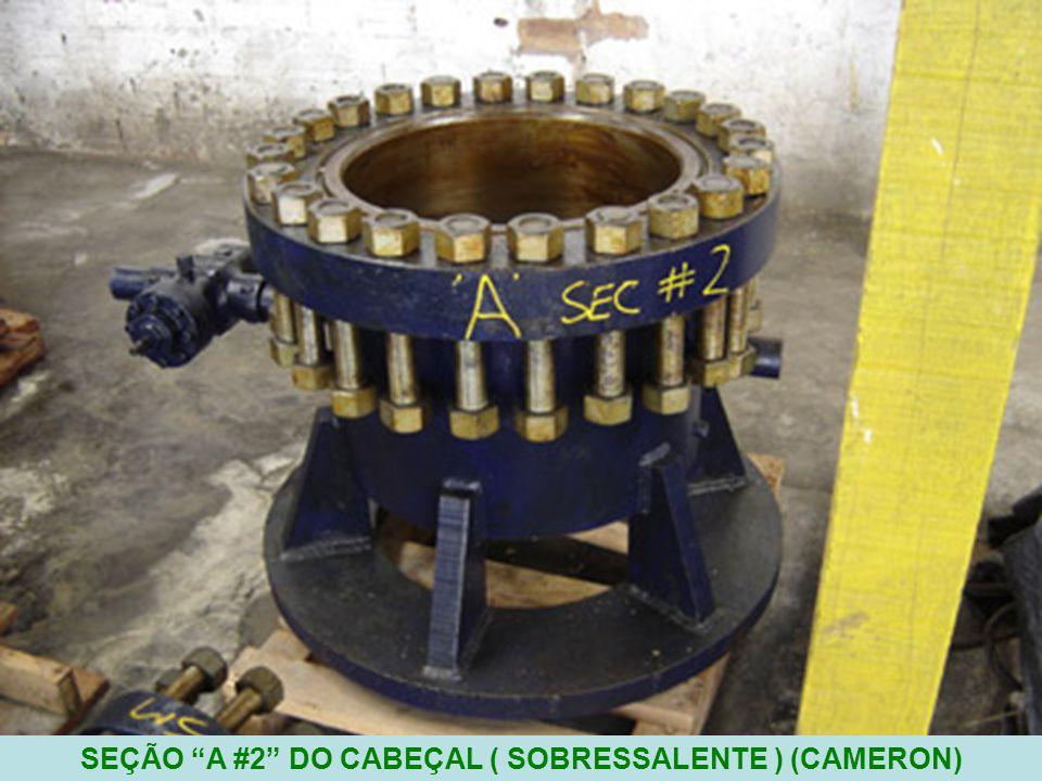 5 SEÇÃO A #2 DO CABEÇAL ( SOBRESSALENTE ) (CAMERON)