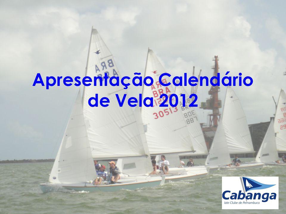 Apresentação Calendário de Vela 2012