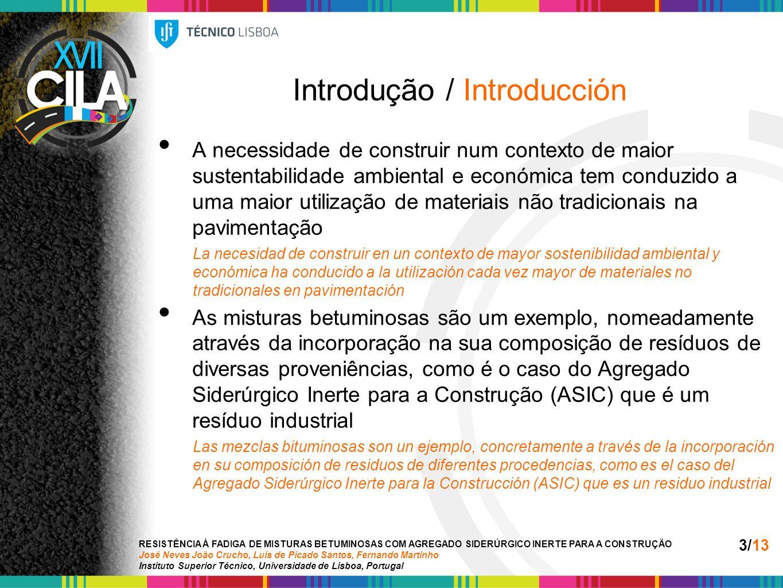 Introdução / Introducción Objetivos / Objetivos 1.