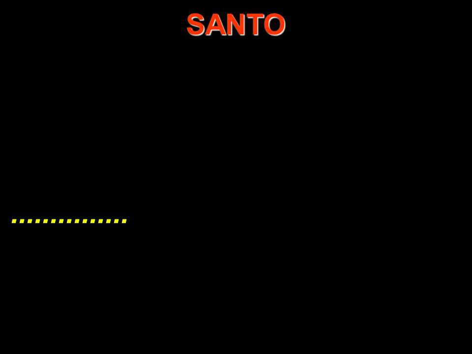 ............... SANTO