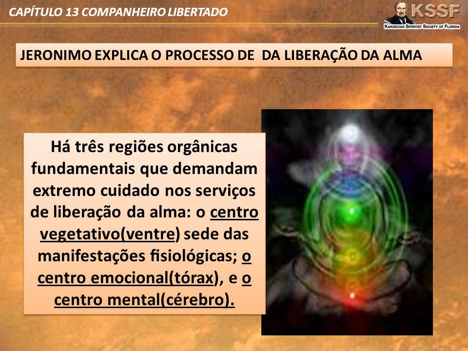 CAPÍTULO 13 COMPANHEIRO LIBERTADO https://www.youtube.com/watch?v=saWecab-7Tk ESTE E O LINK SOBRE O DESENCARNE DE DIMAS ASSISTA-O.