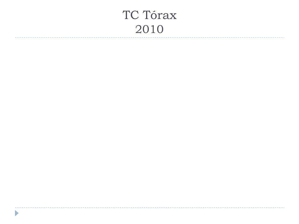 TC Tórax 2010