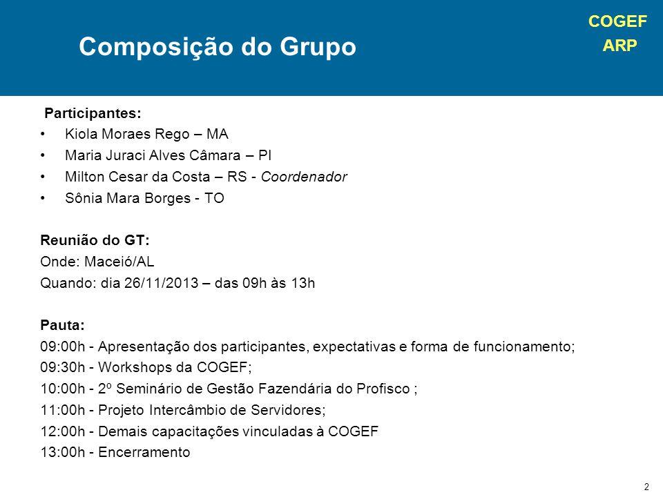 COGEF ARP 3 1.