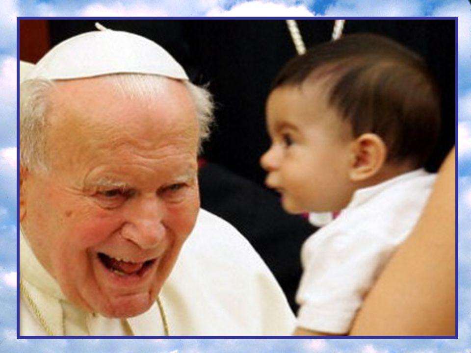 Ele era 265º papa 2+6+5 = 13
