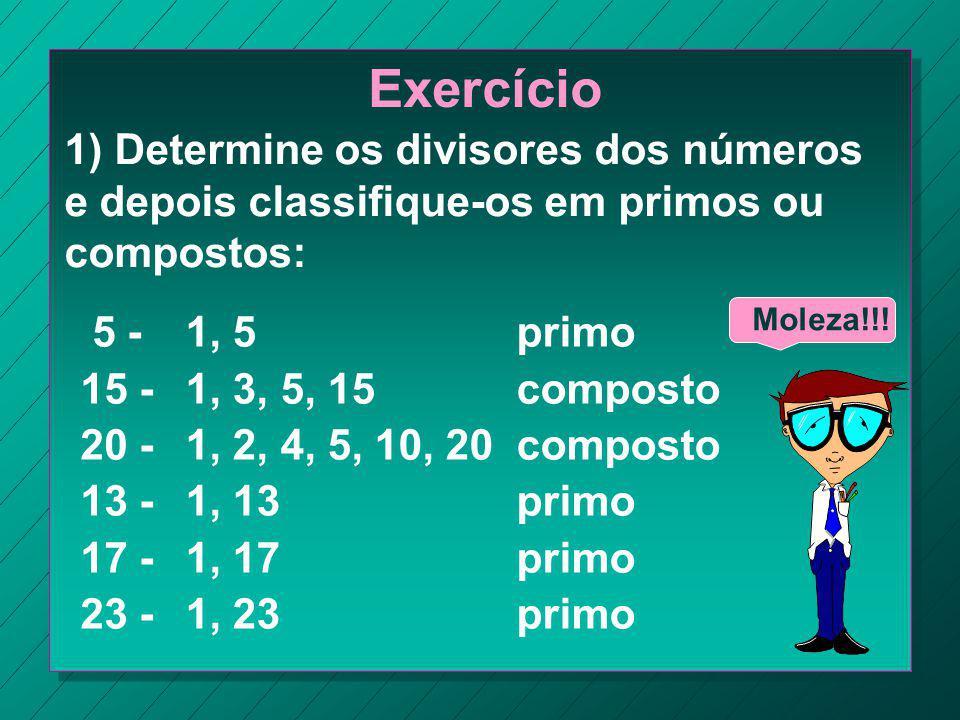 Observe os números primos até 50 Atenção: o único número primo par é o 2. Os números primos até 50 são. 2, 3, 5, 7, 11, 13, 17, 19, 23, 29, 31, 37, 41