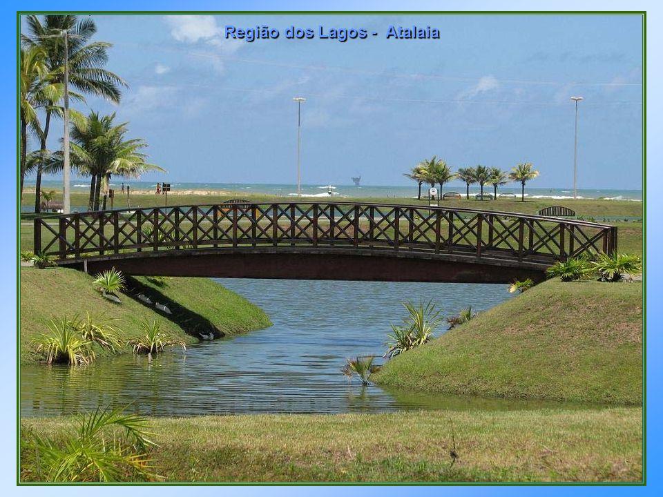 Região dos Lagos - Atalaia