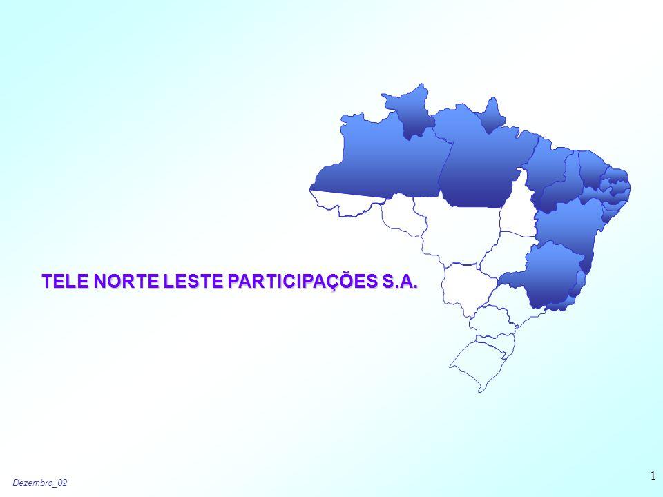 Dezembro_02 1 TELE NORTE LESTE PARTICIPAÇÕES S.A.